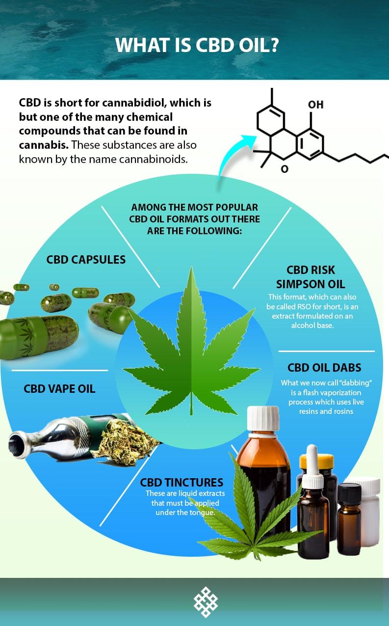 , What Is CBD Oil?